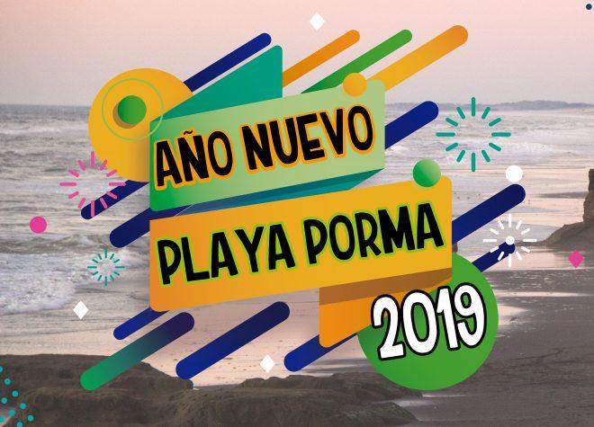 Ven A Disfrutar De Fuegos Artificiales Playa Porma Ano Nuevo 2019